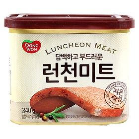 Thịt hộp luncheon meat Dongwon 340g